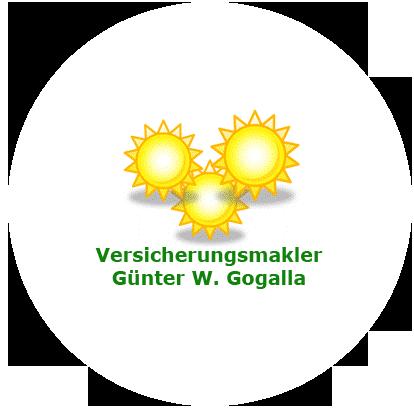 Versicherungsmakler Günter W. Gogalla